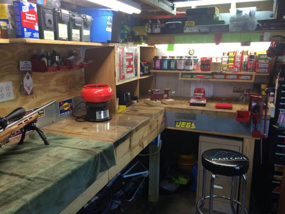 best reloading bench