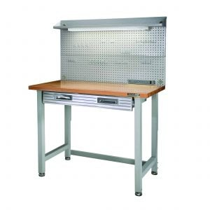 Seville Classics Ultra HD Lighted Workbench
