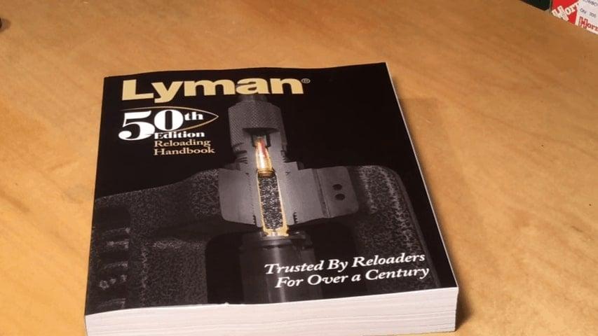 Best Reloading Manual