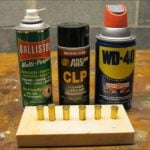 Best gun cleaning solvent and oils