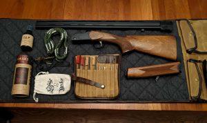Sage & Braker gun cleaning mat